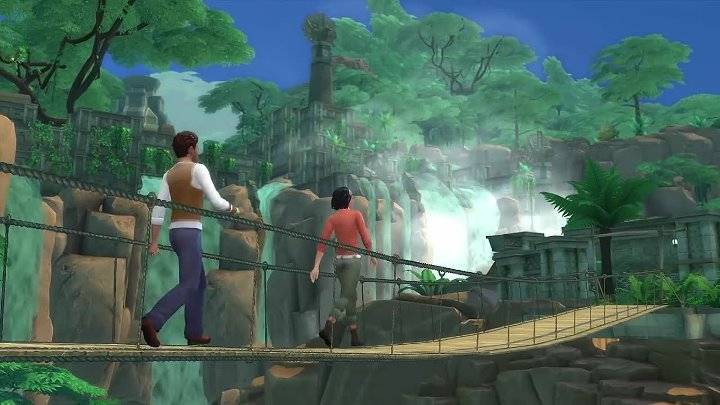 The Sims 4 Jungle Adventure_ Official Trailer
