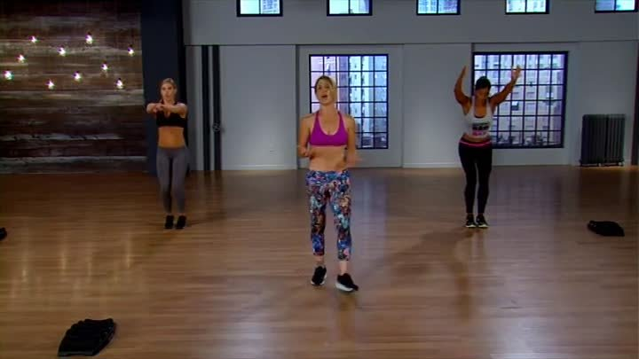 Jillian Michaels Killer Body - Lower Body - (Аглийский) - 2015 год