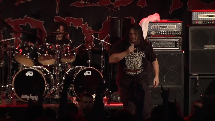 Cannibal Corpse - Live in Sydney - Full Concert