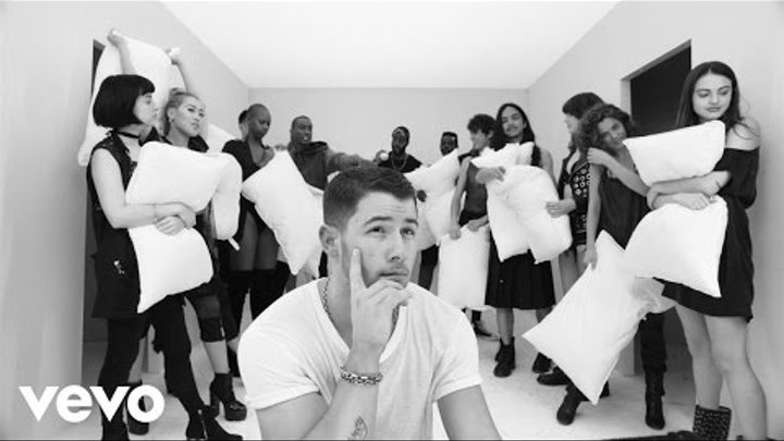 Nick Jonas - Remember I Told You ft. Anne-Marie, Mike Posner