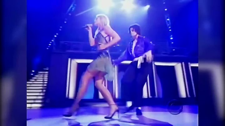 Michael Jackson ft. Britney Spears - The Way You Make Me Feel (MSG 30th Annivers