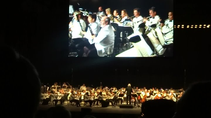 Pacific Symphony - Tchaikovsky Spectacular at the The Pacific Amphitheatre in Costa Mesa, CA Sep 9, 2017