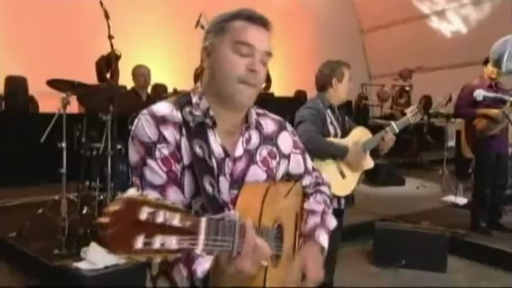 Gipsy Kings Live at the Kenwood House in London 2005
