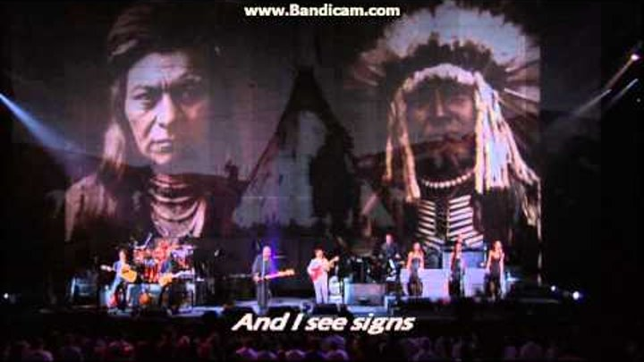 """♫""""Roger Waters-The Pros And Cons Of Hitch Hiking Part 11 (aka 5:06 a.m. every Stranger's Eyes)""""Live"""