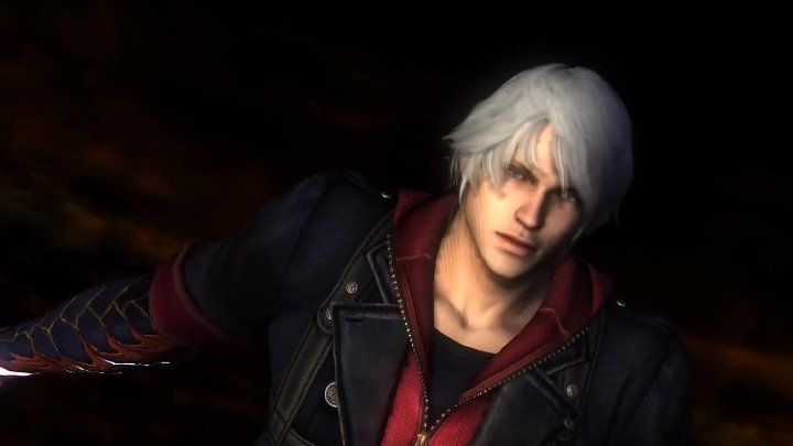 игрофильм Devil May Cry 4 Full Video (rus)
