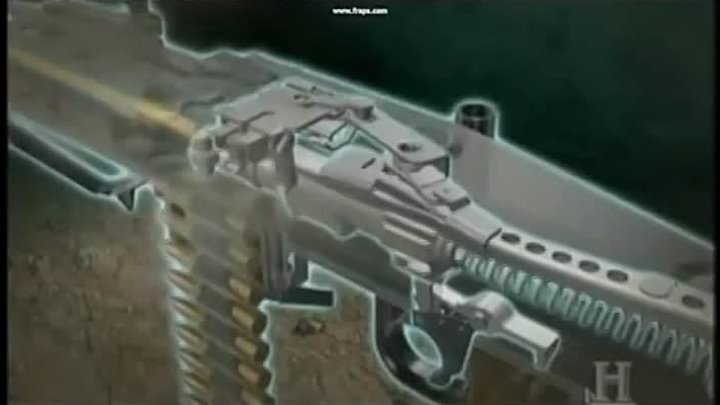 How the MG42 works