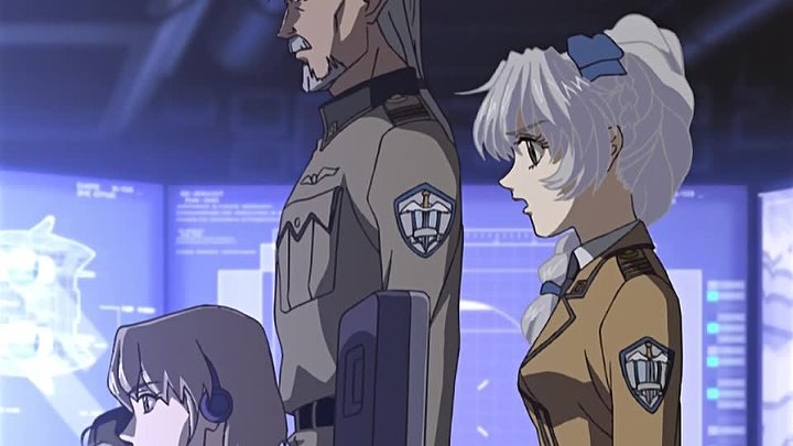Стальная тревога! (Full Metal Panic!) 4 серия (2002) ТВ-1 [MC Entertainment][AnimeDub.ru]