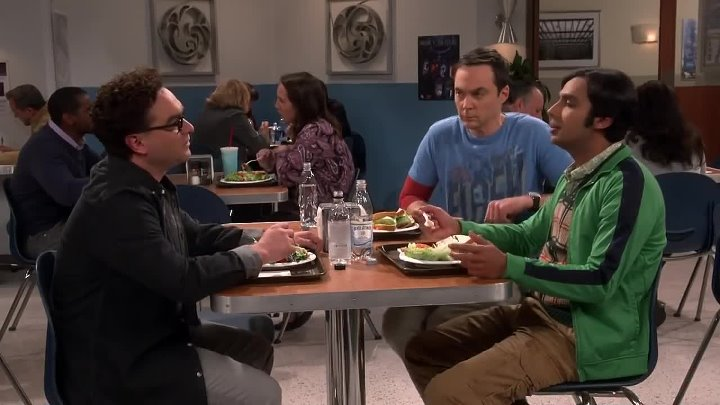 "The Big Bang Theory 11x06 Online ""The Proton Regeneration"" (HD)"