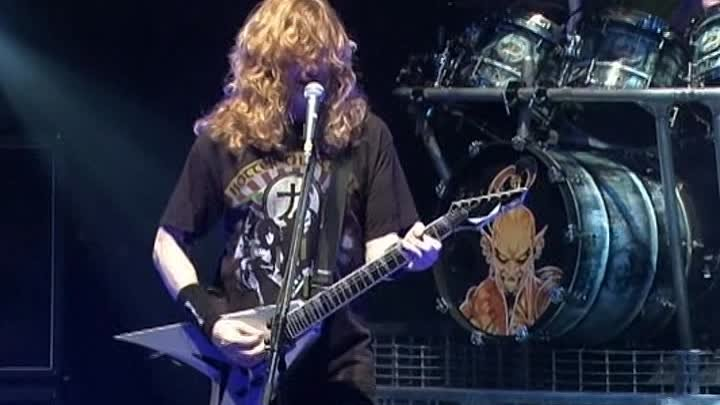 Megadeth -Washington Is Next!- Blood In The Water