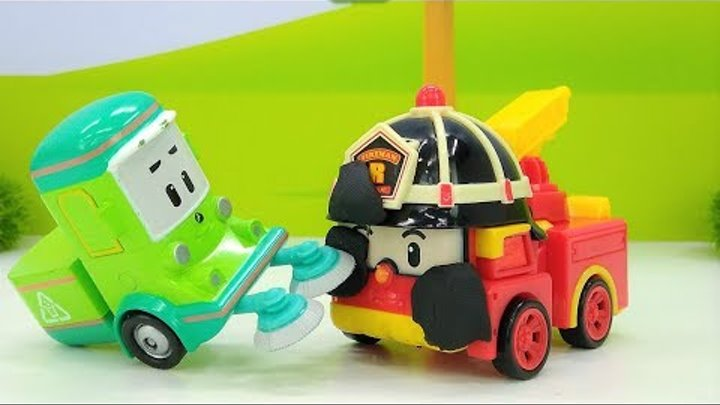 Robocar Poli 🚗 Videos for kids & kids games with cars for kids & truck toys. Машинки Робокар Поли.