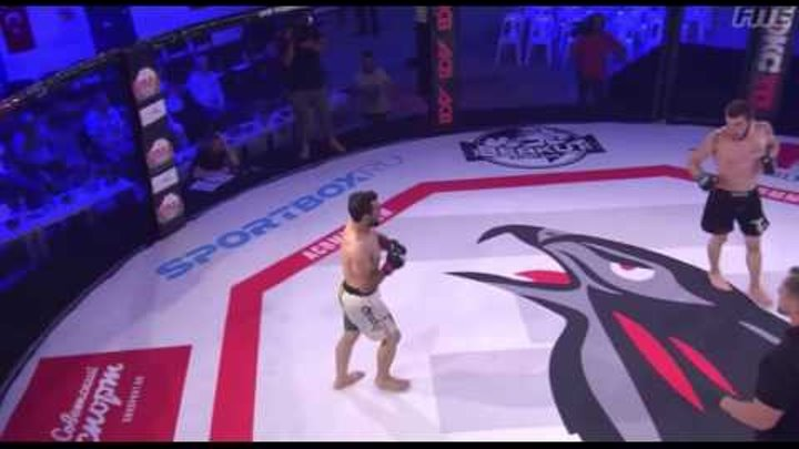 "ACB 64 ""Young Eagles 19"": Murat Chepel (Turkey) vs Vazha Tsiptauri (Georgia)"