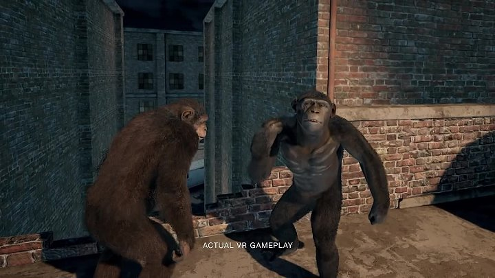 Crisis on the Planet of the Apes — релизный трейлер