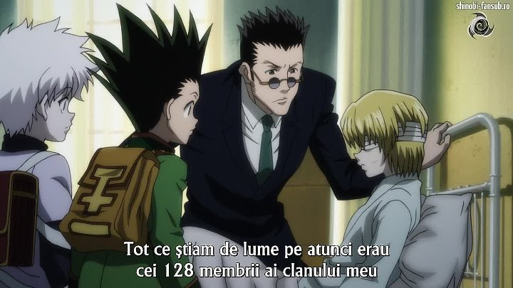 [FAST-ANIME] Hunter x Hunter (2011) Phantom Rouge Filmul 1 Ro Sub