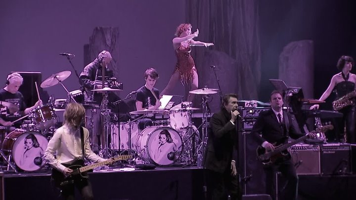 Bryan Ferry - I Put a Spell On You - Live in Lyon (2011) [Blu-ray]. by zaza.