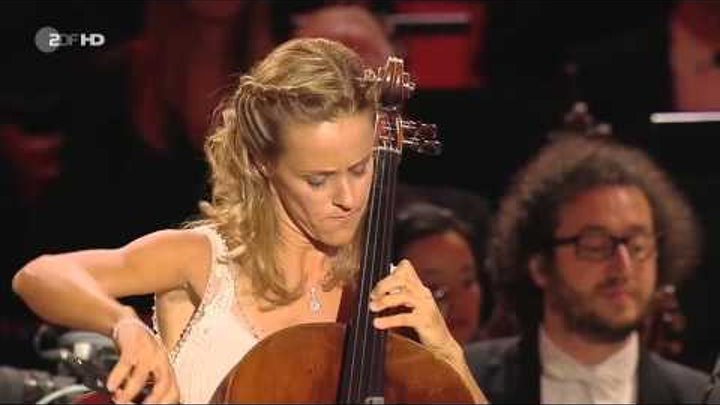 SOL GABETTA - Vivaldi, Concerto for Cello in F major RV 411
