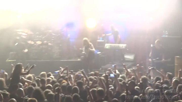 Children of Bodom - Oops, I did it again & Towards Dead End (Live in St.Pete, RU 17.09.2017)