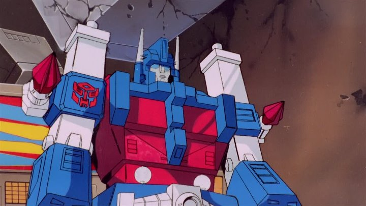 Transformers: The Movie (1986) HD