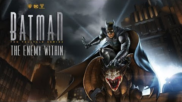 Batman: The Enemy Within - OFFICIAL TRAILER