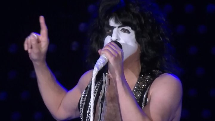 Kiss - Cold Gin : Live In Nurburgring . by zaza.