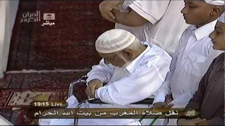 HD *Awesome* Sheikh al Juhany Most beautiful recitation ever اجمل تلاوة