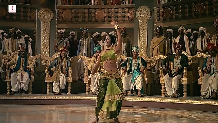 Vyjayanthimala's Dance Face Off _ Amrapali _ HD Video _ Sunil Dutt _ Shankar - J