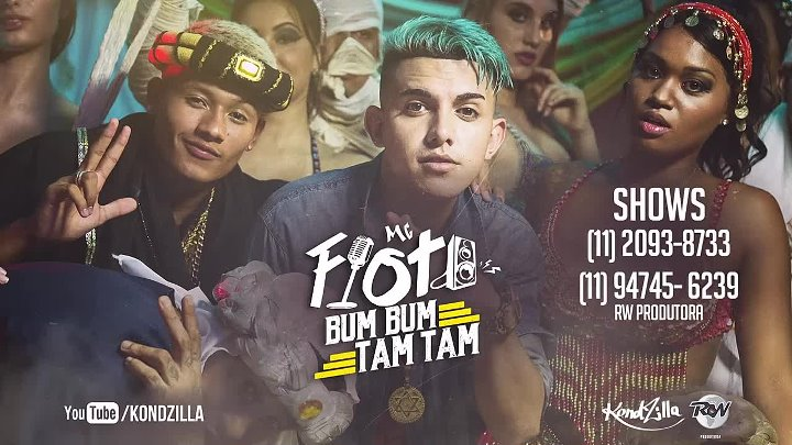 MC Fioti - Bum Bum Tam Tam (KondZilla) mp4