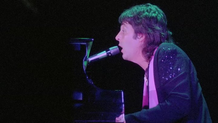 Paul McCartney and Wings - You Gave Me The Answer ; Rockshow [2013, Blu-ray]. by zaza