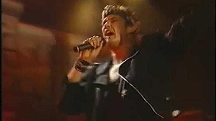 David Hasselhoff - Looking For Freedom (Live 1988)