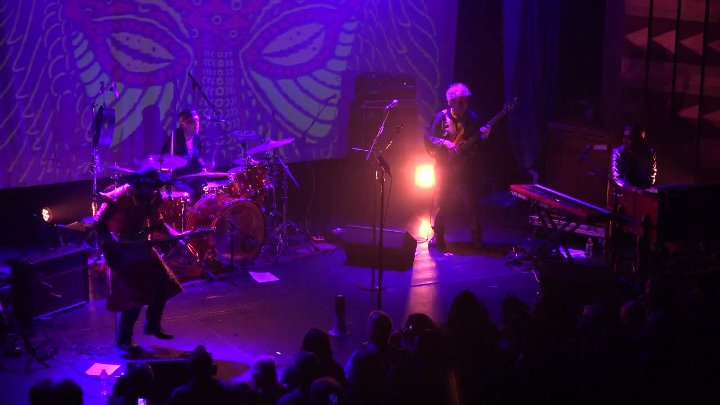THE CRAZY WORLD OF ARTHUR BROWN 2017 CONCERT