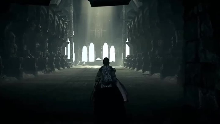 Shadow of the Colossus (2018 г) - Игровой Трейлер