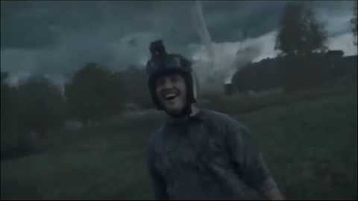 National Geographic channel has paid $1 million for this daring video. Live Tornados...
