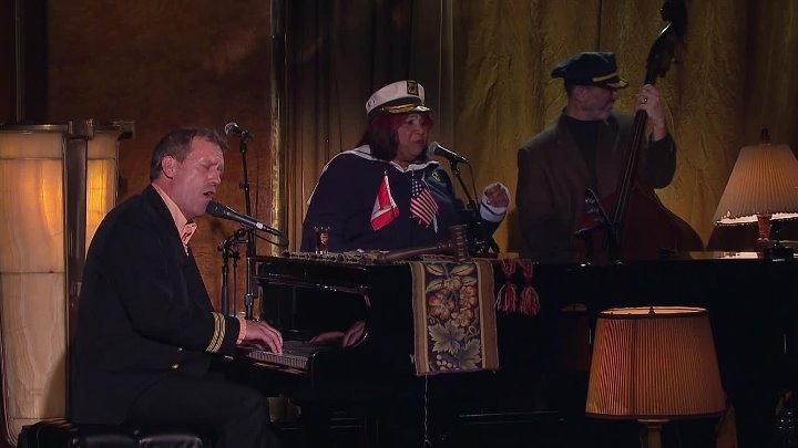 Hugh Laurie. Live on the Queen Mary [2013]