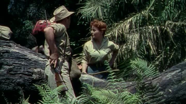 Дуэль в джунглях (1954) / Duel in the Jungle (1954)