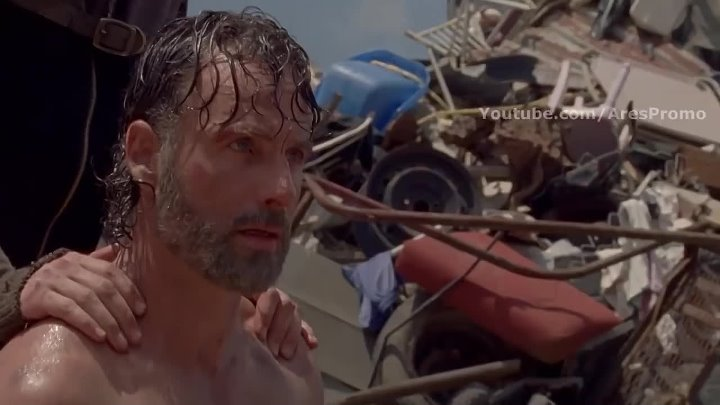 The Walking Dead 8x07 Trailer Season 8 Episode 7 Promo-Preview HD 'Time For after'.mp4