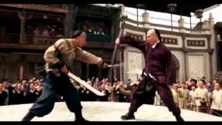 Donnie Yen and Jet Li are Fearless - Part 1