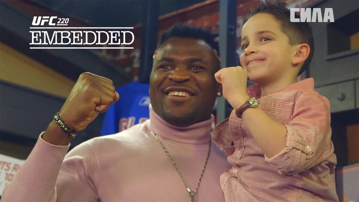 UFC 220 Embedded Vlog Series - Episode 2