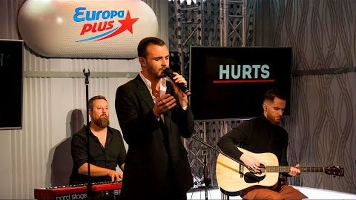 Hurts — Ready To Go @Европа Плюс Акустика