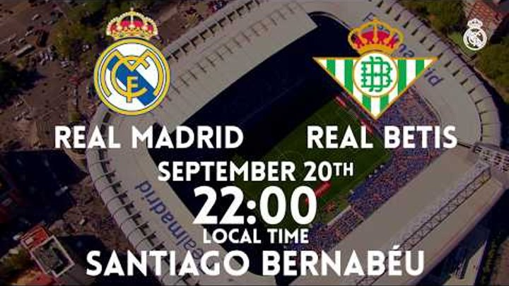 PREVIEW: Real Madrid vs Real Betis