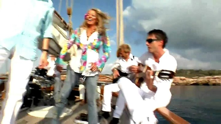 Sandra & Thomas Anders - The Night is Still Young (2008)