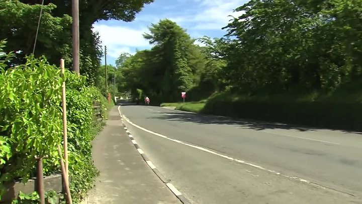 THE MOST SCARY MOMENT OF ISLE OF MAN TT