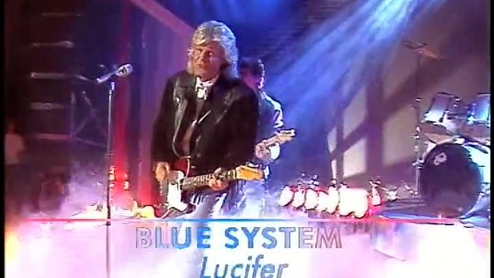 Blue System - Lucifer (ZDF Hitparade 18.07.1991)