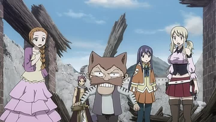 Fairy Tail 236 серия озвучка [OVERLORDS]