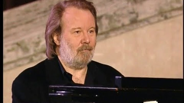 Benny Andersson (ABBA) : Tröstevisa (Live 2005) Song of Solace