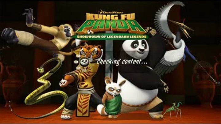 Панда По (Kung Fu Panda: Showdown of Legendary Legends)
