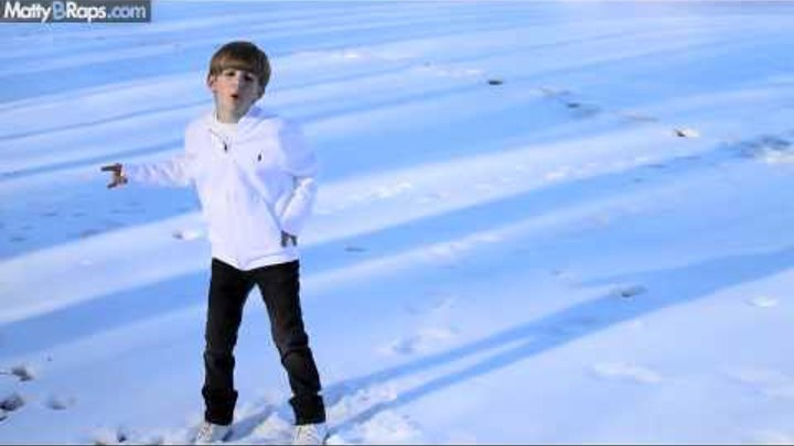 8 Year Old Raps Britney Spears - Hold It Against Me (by MattyBRaps)