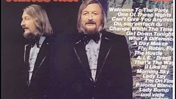 James Last - Funky inn Welcome to the part -1976