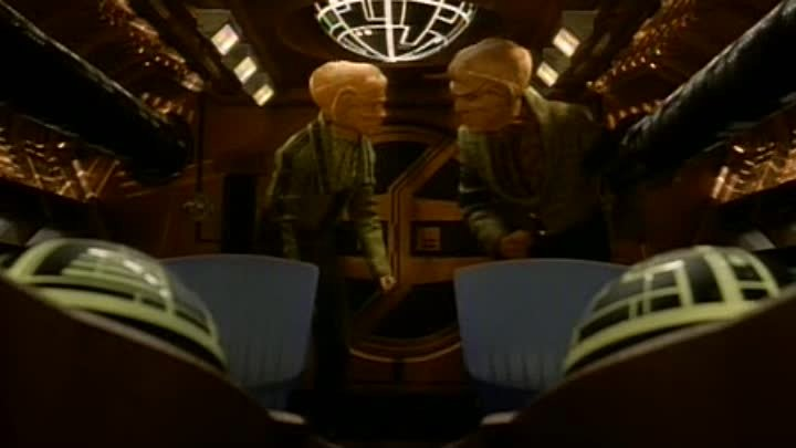 Star Trek DS9 Season 3 Extras - The Birth of the Dominion