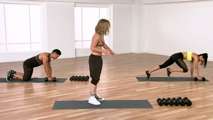 Jillian Michaels - Lift & Shred. Level 2 _ Джиллиан Майклс - Силовая тренировка