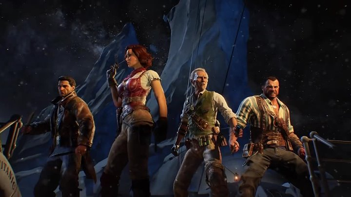 Call of Duty - Black Ops 4 Zombies – Voyage of Despair - PS4
