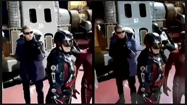 Legends Of Tomorrow - Behind The Scenes Featurette (DC CW)